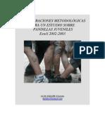 Consideraciones metodológicas para el estudio de pandillas juveniles