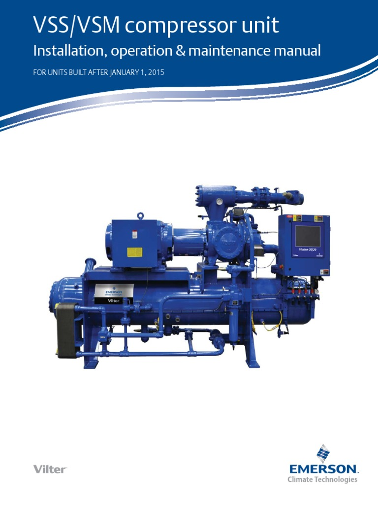 Maintenanace climate system.pdf | Gas Compressor | Valve on