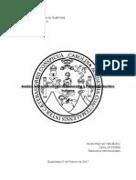 Análisis de Pluralismo Juridico en Guatemala