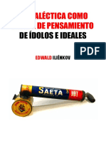 27 Evald Ilienkov Dialectica Idolos Coleccic3b3n