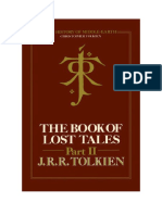 Download Il Libro the Book of Lost Tales 2 the History of Middle Earth Book 2 Di Christopher Tolkien