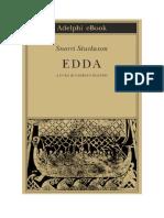Download Il Libro Edda Di Snorri Sturluson