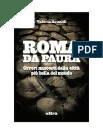 Download Il Libro Roma Da Paura Di Valeria Arnaldi