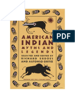 Download Il Libro American Indian Myths and Legends Di Richard Erdoes Alfonso Ortiz