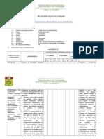 Planificacion Anual 2017 TERCERO DE PRIMARIA