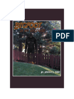 Download Il Libro Bigfoot in My Backyard Di Douglas Theer