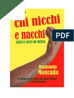 Download Il Libro Chi Nicchi e Nacchi Di Raimondo Moncada