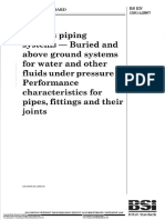 BS en 15014-2007- Plastic Piping System and Fitting