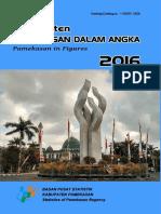 Kabupaten Pamekasan Dalam Angka 2016