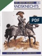 Osprey - Men at Arms 058 - The Landsknechts