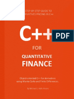C++  for derivative pricing.pdf