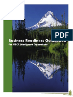State of Oregon Guidebook for Legal Cannabis