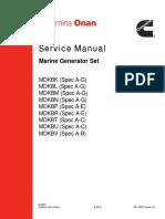 Onan Genset Service Manual