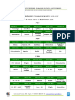 FECHAS DE EXÁMENES 1ª EVALUACIÓN CURSO 2016-17