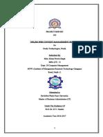 Kiran External Project Report12345.Doc