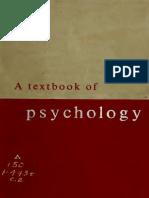 Hebb.1958.a Textbook of Psychology