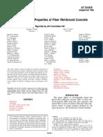 ACI Comittee 1999 - Measurement of properties of Fibre reinforced concrete.pdf