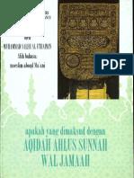 AQIDAH AHLUSSUNNAH WAL JAMAAH.pdf