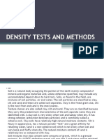 Density Test