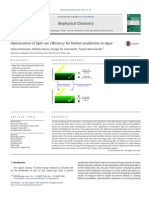 Simionato Et Al. - 2013 - Optimization of Light Use Efficiency for Biofuel p