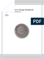 Sanitary Sewer Design Standards