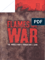 Flames of War Version 3 Rule Book