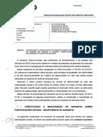 OFICIO FINANÇAS- AÇÕES