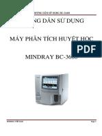 BC-3600 Vietnames OP