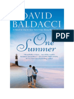 Download Il Libro One Summer Di David Baldacci