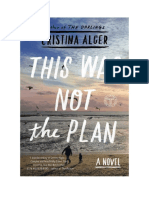 Download Il Libro This Was Not the Plan Di Cristina Alger