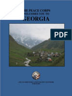 Peace Corps Geogia Welcome Book March 2016 gewb242