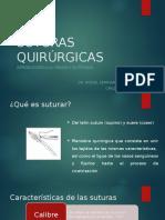 SUTURAS-QUIRÚRGICAS