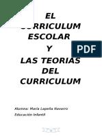 Lapeña Navarro. El curriculum escolar y teorias del curriculum. Ed infantil.doc
