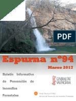 Boletín Espurna marzo 2017