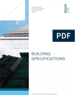 CST BuildingSpecifications