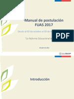 Manual de postulacion FUAS 2017.pdf
