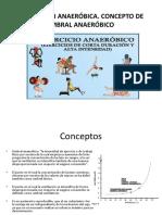 13 Valoracion Anaeróbica. Concepto de Umbral Anaeróbico