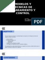 Control de Operaciones 05