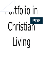 Christianliving Project Title