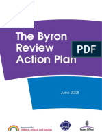 byron review action plan