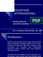 Sesi 11 Akuntansi International