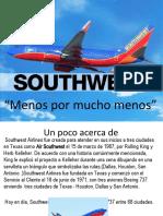 Southwest (caso) Mercadotecnia