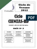 GUIA 2 - 5TO SEC