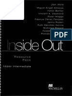 INSIDE OUT Resource Pack Upper-Intermediate