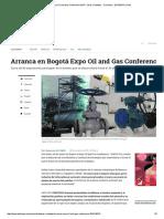 Arranca Expo Oil and Gas Conference 2016 - Otras Ciudades - Colombia - ELTIEMPO