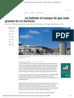 Proyectos de Exploración Para Encontrar Gas en Colombia - Sectores - Economía - ELTIEMPO