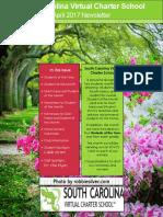 April Student Achievement Newsletter