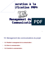 06 Management de de La Communication - PMBoK V5
