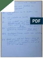 feedback kritische reflectie slb medestudent hoofdfase