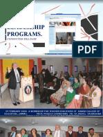 IECS Leadership Programs 2009 - 2016
